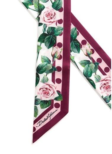 Dolce&Gabbana Fular Renkli